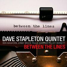 Dave Stapleton Quintet - Between the Lines [CD]