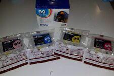 Epson 4/PK T099920 (99) T0992 cyan light magenta, magenta yellow Artisan 700 800