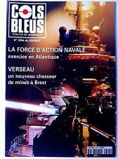 COLS BLEUS n°2394 du 03/05/1997; La force d'action navale/ Verseau, chasseur de