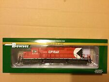 BOWSER HO 1/87 SCALE CP RAIL GMD SD40-2 DCC & SOUND ROAD # 5718 F/S # 24152 NEW