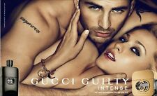 Gucci Guilty intense for Women perfume set