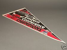 Chicago Bulls 1991  NBA Eastern Champions - Finals Pennant - Michael Jordan Era