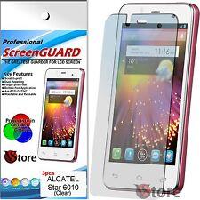 3 Film Pour Alcatel One Touch Star 6010 Protéger Sauve écran à cristaux liquides