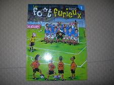BD - Les Foot Furieux T.1 - Nedim Gursel