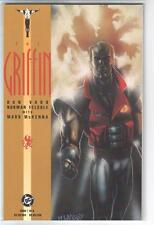 The GRIFFIN (DC 1992 Series) 1 2 3 4 5 6  - Near Mint - Full Set - Slave Labor