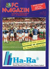 BL 92/93 1. FC Saarbrucken - VfB Stuttgart