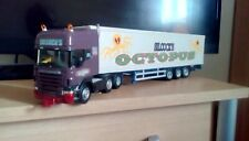 showmans lorry and trailer code 3. 1-50. Scale