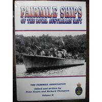 Fairmile Ships of the Australian Navy Vol II Book