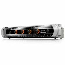 NEW! Behringer NU4-6000 4-Channel Power Amplifier 6000 Watt 748252143044 NU46000