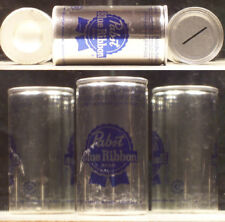 Pabst Beer Misprint Coin Bank Can * No Red or White Colors * Milwaukee Wis BC768