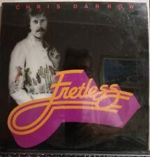 CHRIS DARROW - FRETLESSE . 33 GIRI VINILE - SIGILLATO IMPORT USA