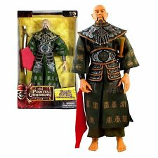 NEW DISNEY PIRATES OF THE CARIBBEAN CAPTAIN SAO FENG ACTION FIGURE AND SABER