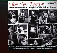 Uncut  Magazine CD / April 2010 - Rip This Joint - Rolling Stones - MINT