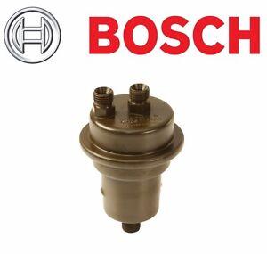 Porsche 911 (77-79) Fuel Pressure Accumulator OEM Bosch Gas Petrol Pressurizer