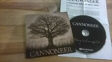 CD Punk Cannoneer - Blackening Mind An Empty Heart (6 Song) RISING RIOT cb