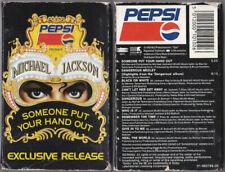 Cassettes audio michael jackson pop