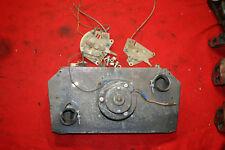 Triumph Spitfire Heater Assembly With Fan Controls