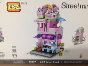 Cake, Flower  , Perfume  Mini Shops  with out  original box, Set 3