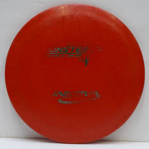 Innova Monster - Star - Disc Golf Distance Driver - 171g - Red - Used