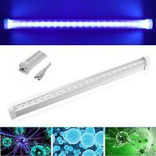 Stérilisateur germicide Lampe LED UV 30cm Éliminateur d'ultraviolet Tube Lumière