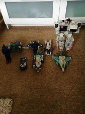 transformers g1 spares or repairs job lot