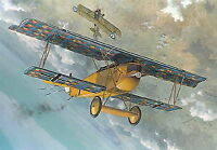 FOKKER D.VII F (LATE) GERMAN AIRCRAFT WWI 1/48 RODEN 417