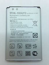 NEW BATTERY FOR LG F3 OPTIMUS F6 D500 METROPCS T MOBILE BL-59JH USA