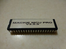 Mackie control universal pro emagic logic control XT firmware update chip v3.0.0