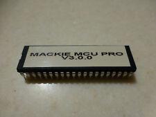 Mackie Control Universale PRO Emagic LOGIC Control XT aggiornamento firmware Chip v3.0.0