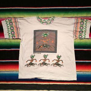 Vintage Bali Legong Dancers T Shirt Large Indonesia Single Stitch