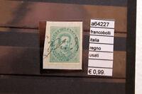 FRANCOBOLLI ITALIA REGNO USATI (A64227)