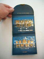 Vintage The Worshipful Company of Needlemakers 1974 Needle Presentation Case