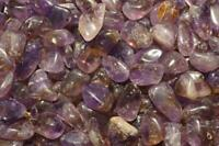 1/2 LB Ametrine Tumbled Gemstones Wholesale Bulk TRAMT-8/7N6