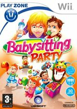 Babysitting Party (Nintendo Wii) - Game  HOVG The Cheap Fast Free Post