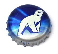 Bear Brewing Polar Bear Beer Bier Kronkorken USA Soda Bottle Cap Eisbär