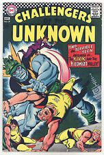 Challengers of the Unknown #57 FN- Bob Brown