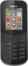 Nokia 130 (2017) Noir Single-SIM, État Parfait