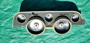 OEM 1968 Ford Mustang Instrument Cluster Core