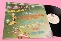 GOLDRAKE UFO ROBOT .. LP SIGLE CARTONI ORIG ITALY 1979 NM !!!!!!!!!!!!!!!  TOOP