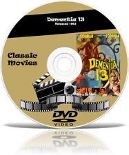 Dementia 13 (1963) - William Campbell, Luana Anders - Horror, Thriller DVD