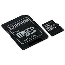 Kingston MicroSDHC Industrial Temp Uhs-1 mit SD Adapter 8gb