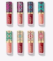 TARTE POSH POUT QUICK DRY GLOSSY LIP PAINT in GIFTS (Deep Coral) NEW STOCK