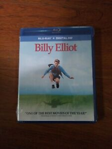 Billy Elliot (Blu-ray, 2015, Includes Digital Copy UltraViolet) Brand new Sealed