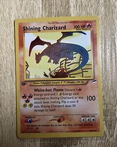 *PROXY* Shining Charizard 1st Edition Neo Destiny 107/105-  Card Holo