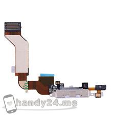 Ladebuchse Für iPhone 4s Connector Port Charging Buchse Mikrofon Weiß