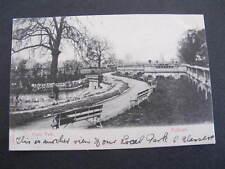 Fulham Public Park UK Postcard postally used