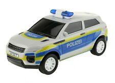 Polizeiauto klein Ferngesteuert Police Modellauto RC Kinderspielzeug inkl. Batt.