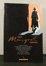 Simeon. Tout Maigret. 1.