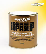 Molyslip Copaslip High Temperature Anti Seize Assembly Compound 500g tin / RDG