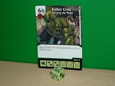 Dice Masters DC Batman - 061 Killer Croc